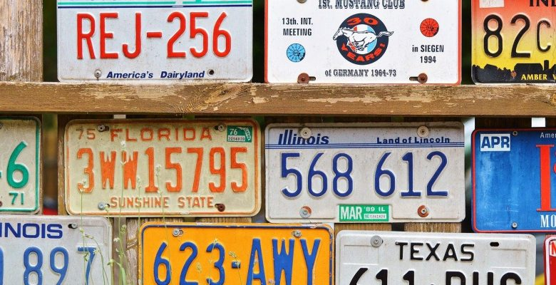Can I Register A Car In A Different State Than My License how